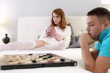 Edgy Babe Wants Kinky Sex